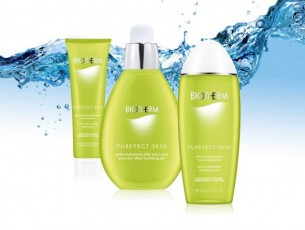 Perfect and pure skin from Biotherm – Pure.Fect Skin.