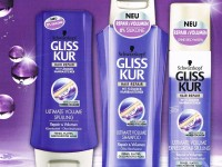 What should be done to add volume to hair? Gliss Kur, Ultimate Volume.