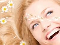 Herbal face skin cleansing: Herbal Energy from Erborian.