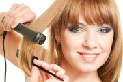 How to use a hair straightener the right way?