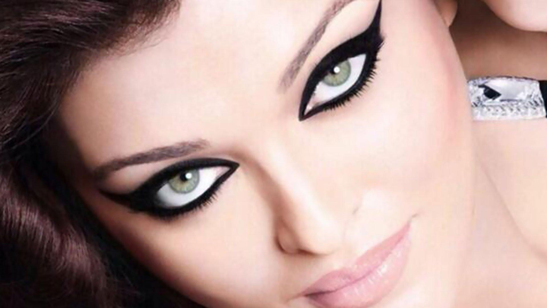 Cat Eyes Without Eyeliner