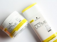 Especially for blondes:  Schwarzkopf Ultime Citrus + Oil Blonde & Bright Collection