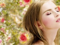 Spring collection from Eveline Cosmetics: blusher, lipstick and mascara. Make up tips.