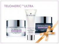 Telomeric™ Ultra Series by dr Irena Eris. Anti-wrinkle treatment.