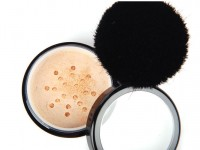 How to apply makeup with mineral cosmetics?